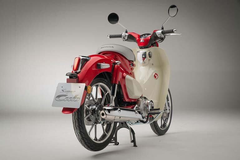 honda super cub abs 125