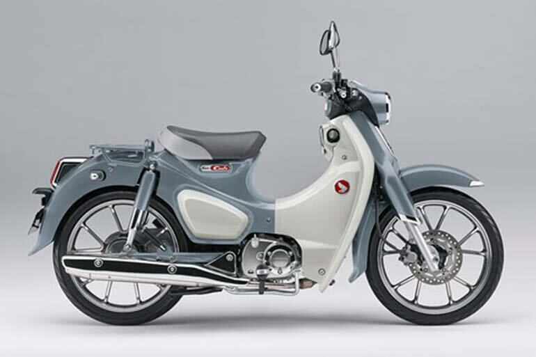 honda super cub abs 2020