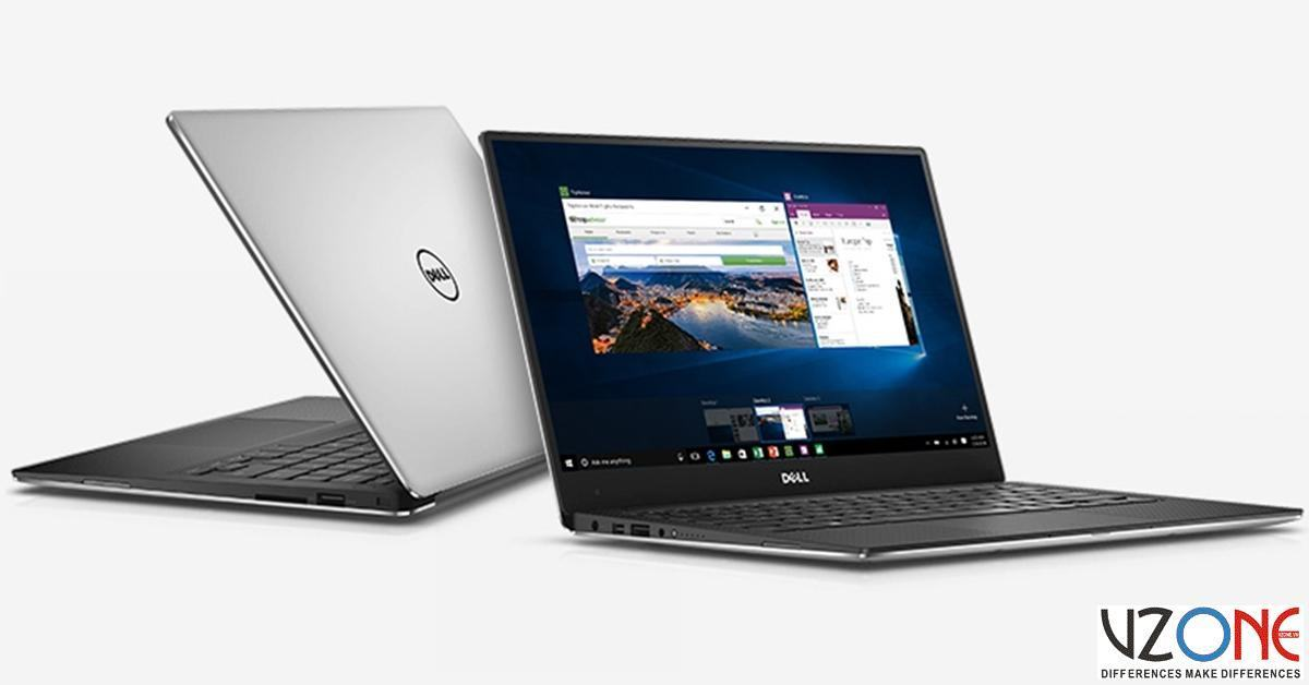 Review laptop Dell XPS13 9360-99H103